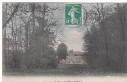 23547 LARDY Vieux Chateau  - Ed Cheramy - Colorisée Mimi Aquarelle - Lardy
