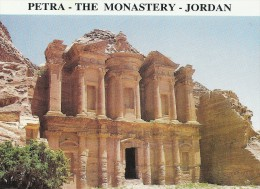 Petra - The Monastery - Jordan  Used In Israel  # 03227 - Jordan