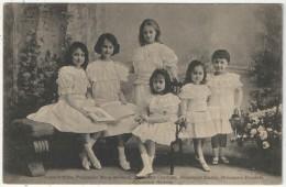 LUXEMBURG - Prinzessinen HILDA, MARIA ADELHEID, CHARLOTTE, SOPHIE, ELISABETH, ANTONIA - Famille Grand-Ducale