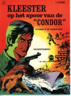"""Kleesters - Op Het Spoor Van De """"Condor"""" (1ste Druk) - Favorietenreeks 22 - Favorietenreeks"""