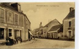 72 - MARESCHE - La Croix Verte , Bourrelier, Sellier - France