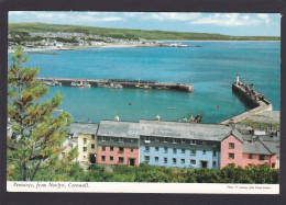 Penzance From Newlyn,Cornwall, Q27. - Inglaterra