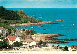 Portelet Harbour, Guernsey Postcard - Guernsey