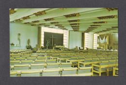 QUÉBEC - LA POCATIÈRE QUÉ. - INTÉRIEUR DE LA CATHÉDRALE LA POCATIÈRES 1970 - ÉGLISE - CHURCH - PAR LE PHOTOGRAPHE - Quebec