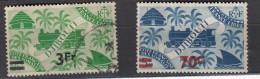 Cote Des Somalis   Série De Londres  Surchargés - Côte Française Des Somalis (1894-1967)