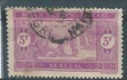 Sénégal  Y&T(o) N° 109 - Oblitérés