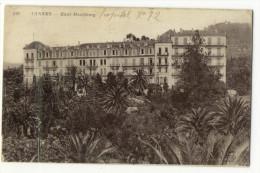 CANNES Hôpital Temporaire N° 72. Hôtel Montfleury - Cannes