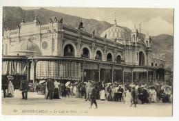 MONTE-CARLO. - Le Café De Paris. - Belle Animation - France