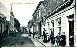 N°37629 -cpa Guilleghem -Roozestraat 1920- - Belgique