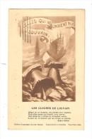 CPA :Les Cloches De Louvain : Celles Qui Ne Sonnent + à Louvain : Dessin + Poème André Rosa - Guerre 1914-18
