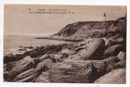 Cpa 62 - Le Gris Nez - La Pointe Du Cap Et La Phare - France