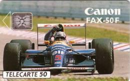 FRANCE PRIVEE CANON F1 SC5 N° PE 45458 EN737 UT - France