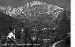Viozene. Panorama Sfondo Mongioie - Cuneo