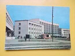 SARAJEVO-railway Station-ZELEZNICKA STANICA,Bahnhof,GARE-BUS - Bosnia And Herzegovina