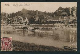ALLEMAGNE - WEHLEN - Bastei , Sächs. Schweiz - Wehlen