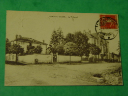 MOSELLE-CHATEAU SALINS-LE TRIBUNAL - Chateau Salins