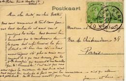 1584   Postal Gent Gand 1919 Belgica - Bélgica