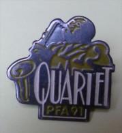 Pin´s Quartet PFA 91 - Pin's