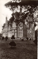 76 Froberville.  Colonie Sanitaire Des Hogues. Vue Du Chateau - Other Municipalities
