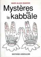 Mystères De La Kabbale Par Marc-Alain Ouaknin (ISBN 2843231310) - Godsdienst