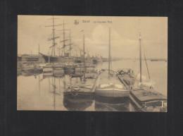 CP Gand Le Nouveau Port 1918 - Gent