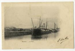 MARANS. - Le Port. Carte Pionnière - France