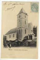 MARANS. - Ancienne Eglise Notre-Dame.Carte Pionnière - France