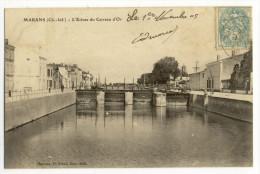 MARANS. - L'Ecluse Du Carreau D'Or - France