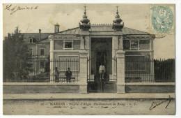 MARANS. - Hôpital D'Aligre ( Etablissement De Bains) - France