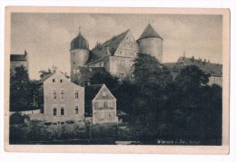 19267 Wurzen I Sa Schloss - Zonder Classificatie
