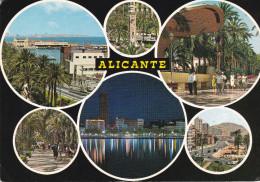 España--Alicante--Bellezas De La Ciudad--a, Antwerpen, Belgica - Alicante