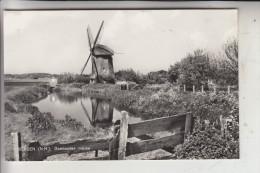 NL - NOORD-HOLLAND,  BERGEN, Damlander Molen - Other