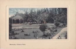 Amérique - Antilles - West Indies - Bermuda - Victoria Park - Kiosque - Bermudes