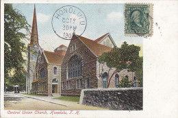 Amérique - Etats-Unis - Hawai - Honolulu - Post Mark - Honolulu
