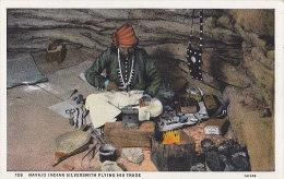 Indiens D' Amérique Du Nord -  Indien Navajo - Artisanat - Indiens De L'Amerique Du Nord