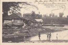 Afrique - Sierra Leone - Freetown - Creek In Congo Town - Sierra Leone