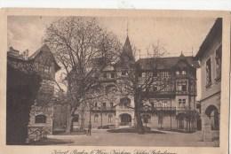 B80219 Kurort Baden By Wien Kurhaus Schloss Gutenbrunn Austria Front/back Image - Baden Bei Wien