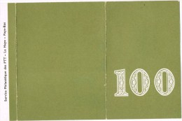 Pays - Bas - La Haye - 100º Service Philatelique Des PTT - 1949-1980 (Juliana)