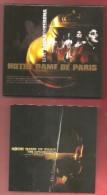DVD - NOTRE DAME DE PARIS - LIVE ARENA DI VERONA - COFANETTO CON 2 DVD E LIBRETTO - PRATICAMENTE NUOVO - DVD Musicali