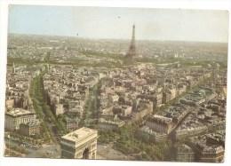 France - Paris - Cartas Panorámicas