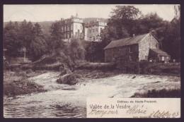Vall�e de la Vesdre - Ch�teau de HAUTE FRAIPONT  //