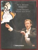 DVD - W. A. MOZART - IDOMENEO - Daniel Harding - Teatro Alla Scala Di Milano - COFANETTO CON DVD E LIBRETTO - NUOVO - DVD Musicali