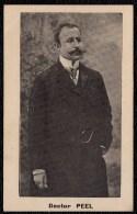 RARE ! DOCTOR PEEL (Alfred John ?) - Surgeon Captain (1864-1937) Rhodesia - Boer War - British South Africa Police Corps - Célébrités