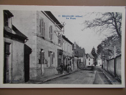 03 - BEAULON - La Poste. (animée) - Frankrijk