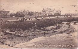 PC Rhos-on-Sea - St. Winifreds And Marine Drive - 1923 (2566) - Wales