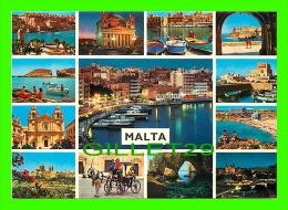 MALTA - 13 MULTIVUES DE LA VILLE - PRINTEX LTD - - Malte