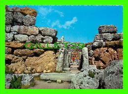 GOZO, MALTA - GGANTIJA TEMPLES - KRUGER - - Malte