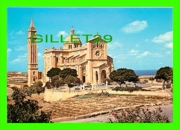 GOZO, MALTA - OUR LADY TA' PINU SHRINE - SANCTUAIRE STE MARIE TA'PINU - BNM - - Malte