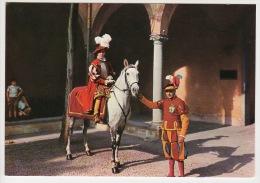 ^ FIRENZE GIUOCO DEL CALCIO IN COSTUME MAGGIOR GENERAL SERGENTE DELLE BANDE A CAVALLO 183 - Firenze