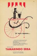 # TAMARINDO ERBA 1950s Advert Pubblicità Publicitè Reklame Food Drink Bibita Bebida Getrank Boisson - Manifesti